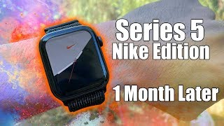 Nike Apple Watch Series 5 Review - Was The Standard Apple Watch a Better Choice?