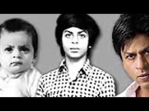 ✶Shahrukh Khan Real life history (HD)✶King Khan