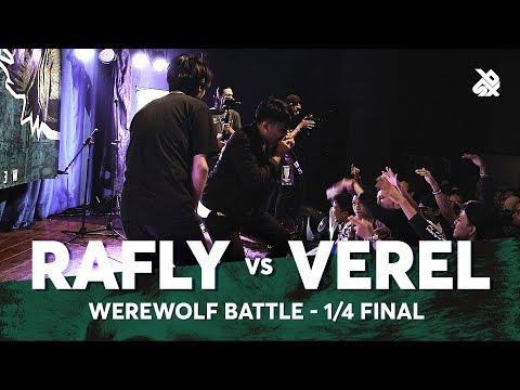 RAFLY vs VEREL | Werewolf Beatbox Championship 2018 | 1/4 Final