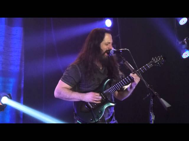 Dream Theater Scarred live barcelona 2014