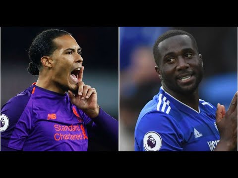 Liverpool fan tweets after ESPN use Sol Bamba's stats to question Virgil van Dijk's £75m fee