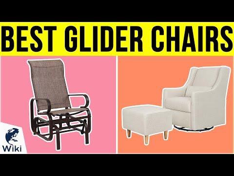 10 Best Glider Chairs 2019