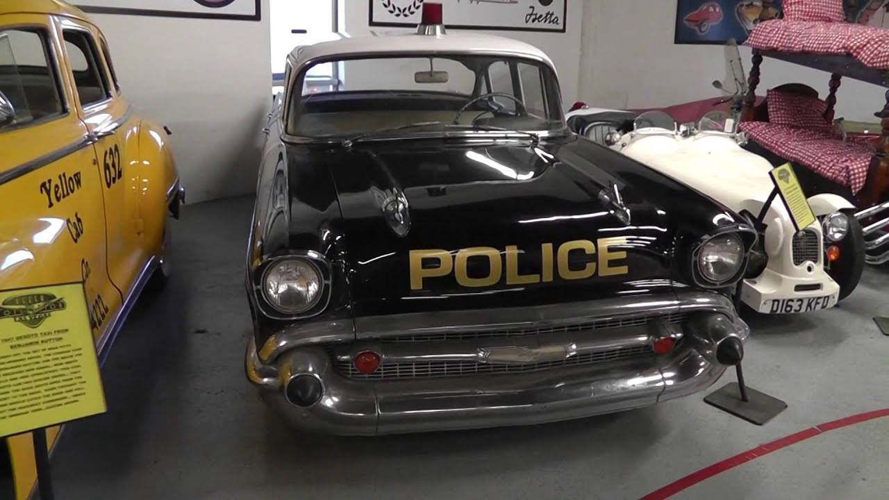 Hot Rod City And Hollywood Car Museum Las Vegas - YouTube