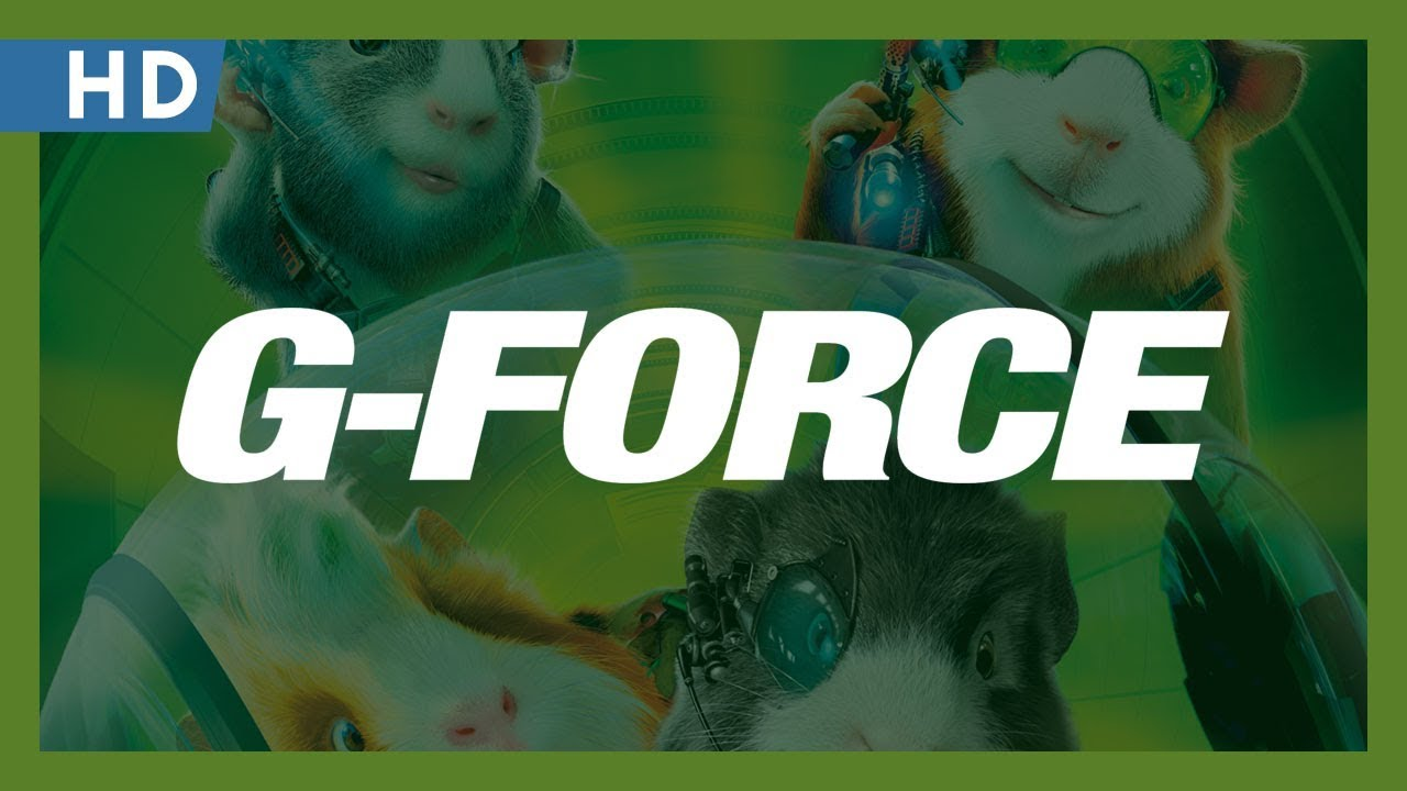 G Force 2009 Trailer Youtube