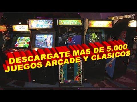 Descargar Mas De 5 000 Juegos Arcade Y Juegos Clasicos Para Pc