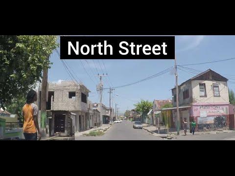 North Street, Downtown, Kingston, Jamaica