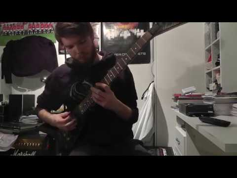 guitar cover: opeth - the grand conjuration