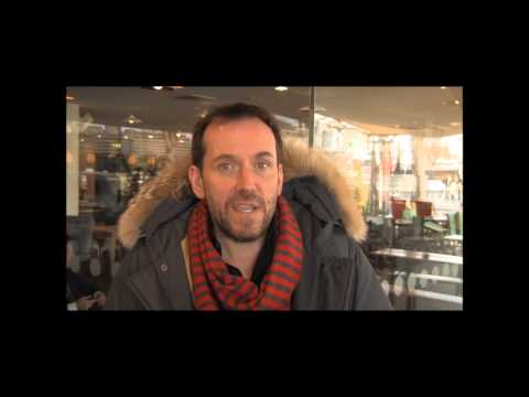 """Ben Miller about """"Death in Paradise"""""""