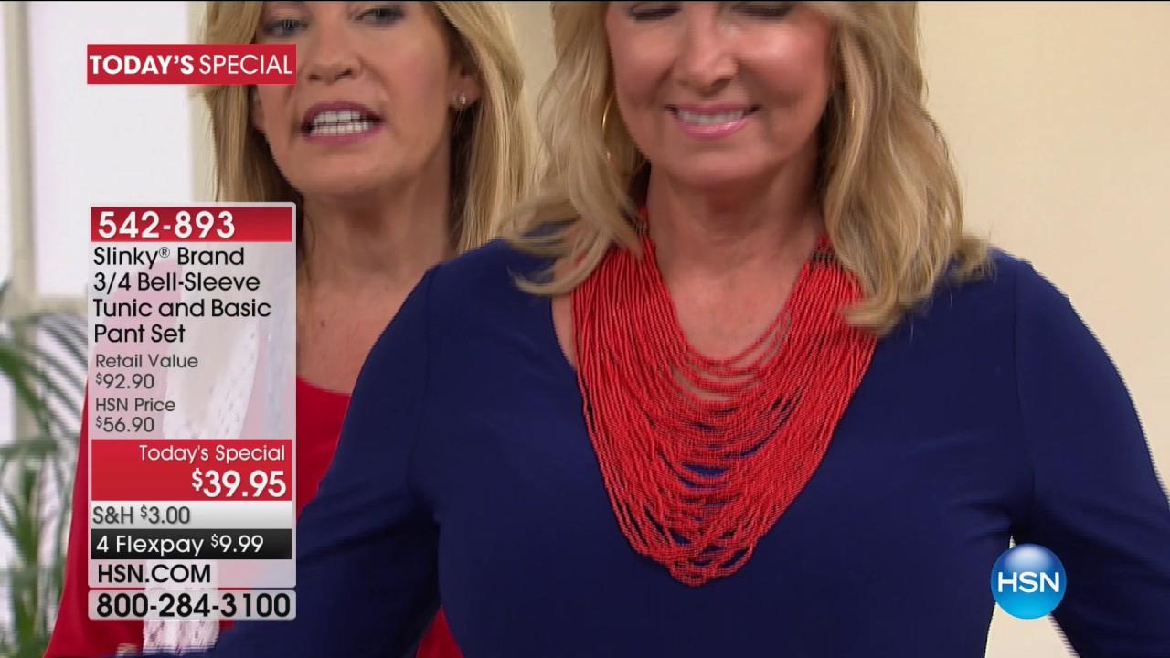 Slinky Brand Women/'s Long Crochet Open-Front Cardigan Vest Navy Small Size HSN