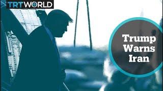 Soleimani Assasination: US President Trump warns against retaliation from Iran