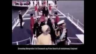 30. April - 3. Maj 1974 - Dronning Margrethe og Prins Henrik i England