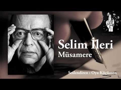 Selim İleri - Müsamere ( Hikaye / Öykü / Sesli Kitap )