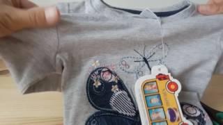 Видео обзор: Детское платье с длинным рукавом с Али Экспресс