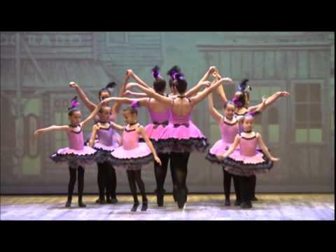 "saggio 2015 - ""Western Symphony - allegro"""