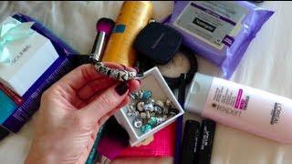ВЛОГ: больничный, покупки и подарки косметики и их обзор, поправляющийся Антошка