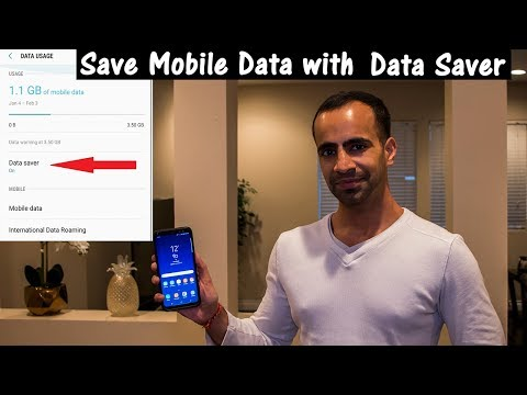 Restrict Mobile Data Usage With Samsung's Data Saver Feature