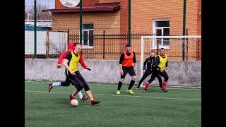 Турнир по мини футболу среди подразделений МЧС Республики Алтай