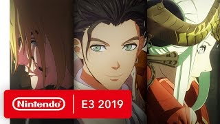 Fire Emblem: Three Houses - Nintendo Switch Trailer - Nintendo E3 2019
