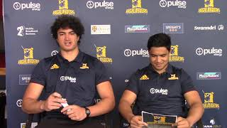 Pari Pari Parkinson and Josh Ioane Interview