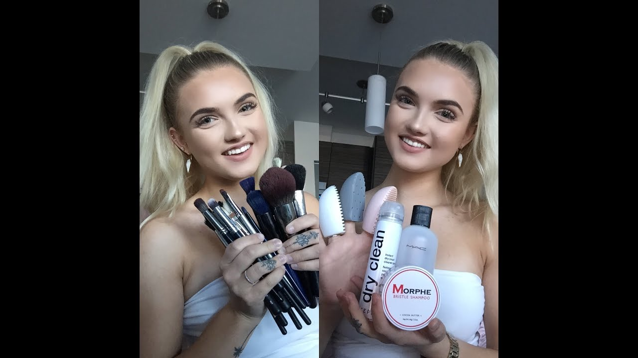 Great makeup brush cleansers! | Janelle Clarke