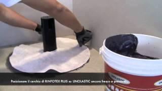 Come impermeabilizzare un esalatore / aeratore con UNOLASTIC