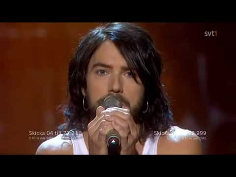 Pain Of Salvation - Road Salt (Melodifestivalen 2010 Andra Chansen)