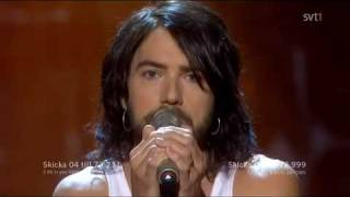 Pain Of Salvation - Road Salt (Melodifestivalen 2010 Andra Chansen)