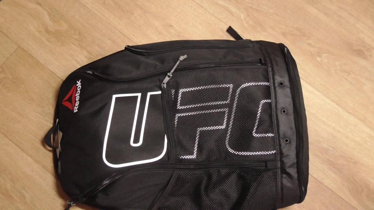 ВИДЕО обзор сумок Бочонок venum ,UFC Reebok,BAD BOY - YouTube