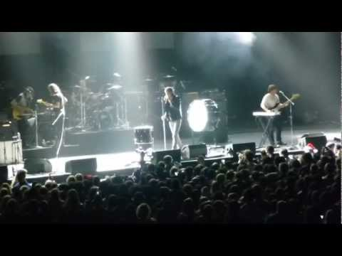 Imagine Dragons - Round and Round - Live - NSSN - Oracle Arena - Oakland, CA - 12/8/2012