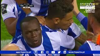 FC Porto-Desp. Chaves, 3-0 (09/09/17)