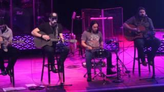 Cort Carpenter - Chances Are - Garrett Hedlund - Acoustic Cover @ Wildhorse Saloon