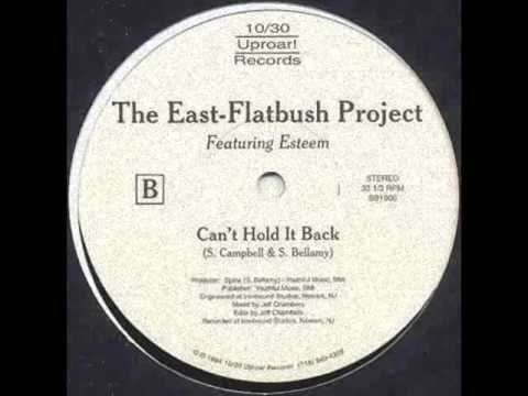 East Flatbush Project - A Madman's Dream /Can't Hold It Back