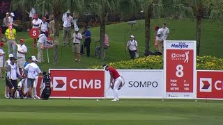 Kevin Na's amazing ace leads Shots of the Week