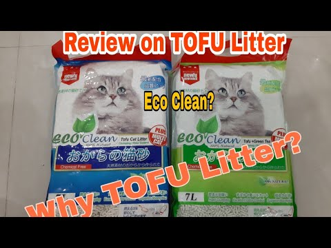 Review on Eco Clean Tofu Litter