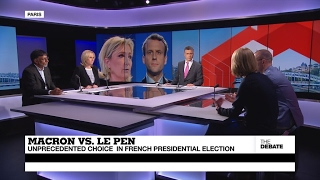 Macron vs. Le Pen: Unprecedented Choice in French Presidential Election (part 1)