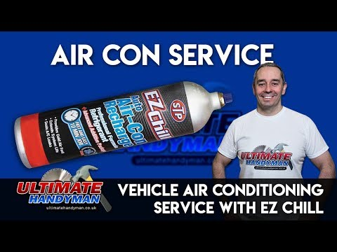 Vehicle Air conditioning service | EZ chill