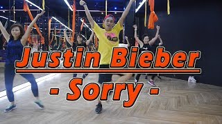Justin Bieber - Sorry | Dance Fitness By Golfy | Give Me Five Thailand | คลาสเต้นออกกำลังกาย
