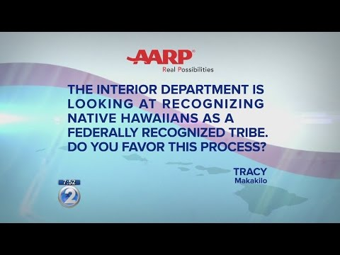Debate: Native Hawaiians as a federally recognized tribe
