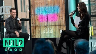 "Andy Grammer Discusses His Single, ""Fresh Eyes"""
