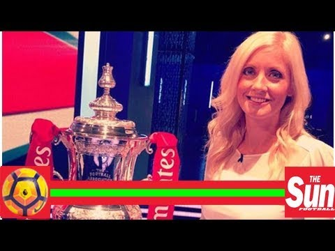 BT Sport presenter apologises for live FA Cup draw gaffe