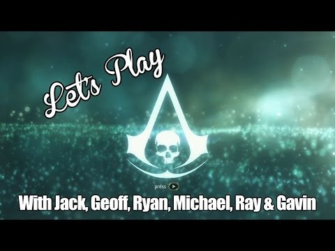 Let's Play – Assassin's Creed 4