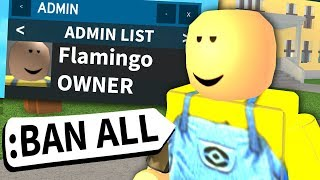 This Roblox Game Forgot They Had Me As An Admin