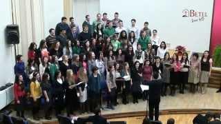 Corul de tineri Betel - Neinfricat (live.bisericabetel.com)