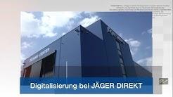 Digitalisierung bei JÄGER DIREKT - Im Interview mit HESSENMETALL: CEO Thomas Jäger