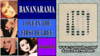 BANANARAMA - Love In The First Degree (razormaid mix)