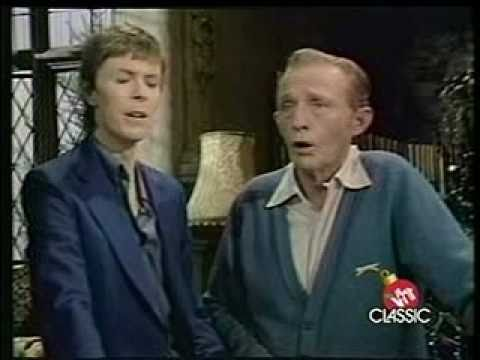 Bing Crosby & David Bowie - Peace on Earth/Little Drummer Boy 1977