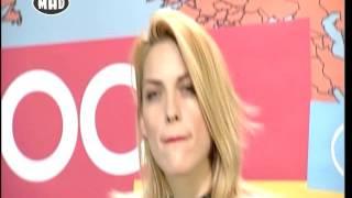 Η Μαντώ Γαστεράτου αποχαιρετά το Loca Report (23/9/16)