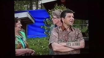 Juhannusaatto Huhmarilla 2000