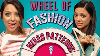 How to Mix Patterns with Niki and Gabi
