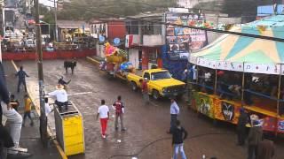 VIDEOS MUNICIPIO DE CHICHIQUILA, PUEBLA. CORRIDA DE TOROS 21/09/2014
